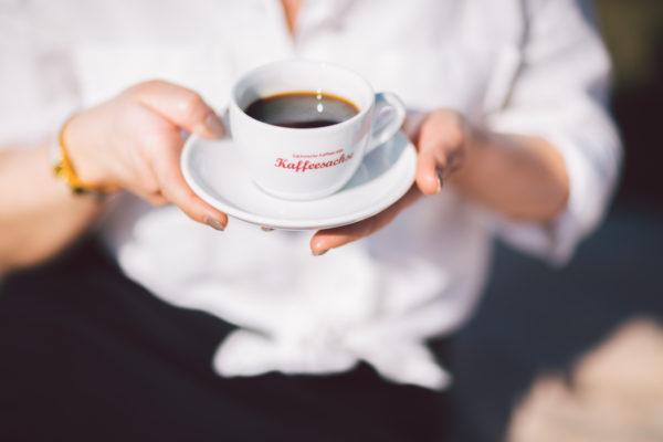 """Werbefotografie für """"Kaffeesachse"""""""