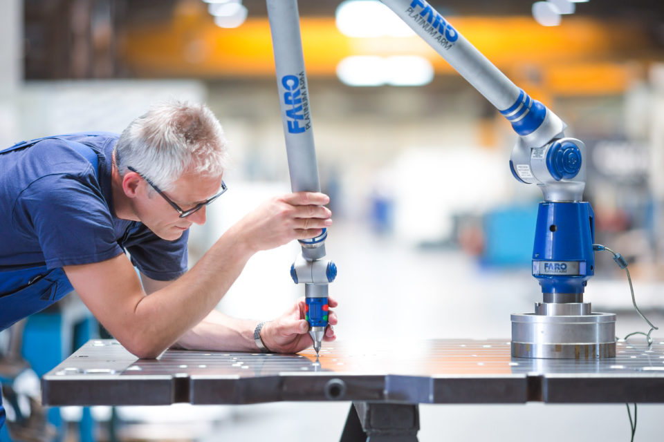 Industriefotograf Maschinenbau