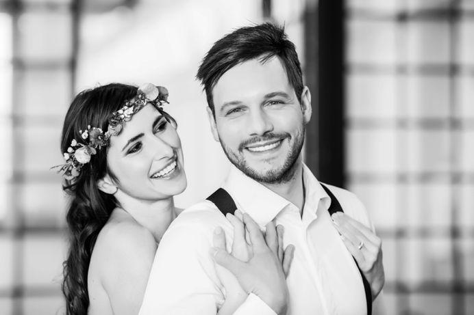 Calesco Couture Hochzeitsmode Dresden