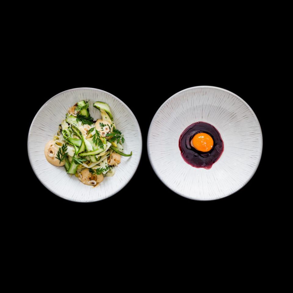 Food Fotografie Spargel